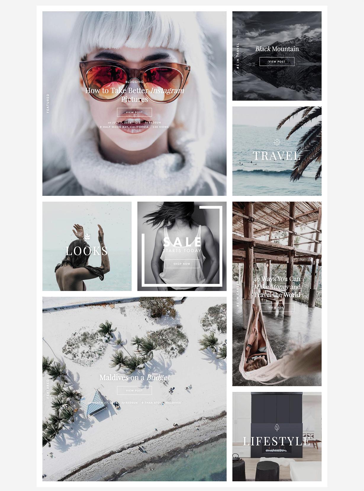Marni – a WordPress Blog & Shop Theme - 2