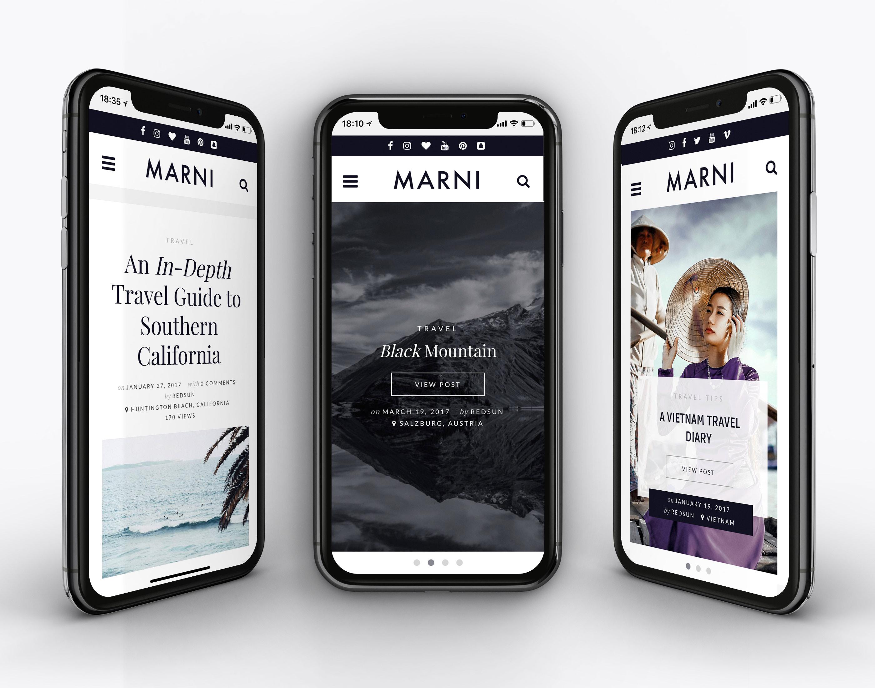 Marni – a WordPress Blog & Shop Theme - 4