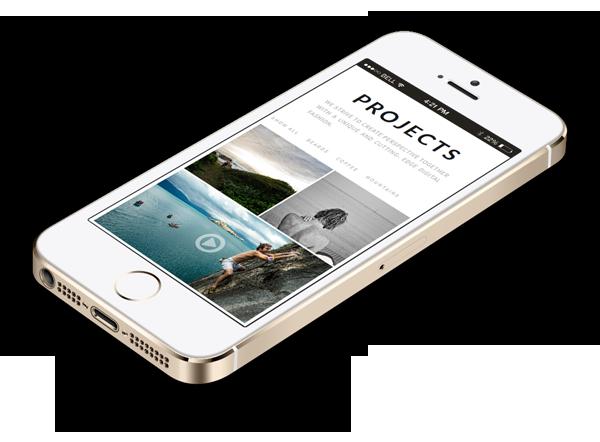 Redfolio - a Responsive OnePage WordPress Theme (Portfolio)